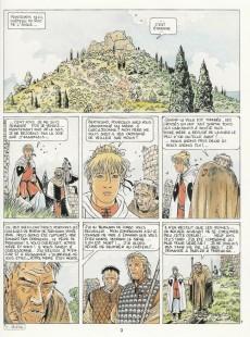 Extrait de Mémoire de Cendres -4- Les loups de Farnham