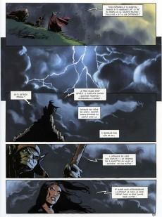 Extrait de Merlin (Nucléa/Soleil) -2- L'éveil du pouvoir