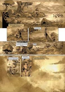 Extrait de Merlin (Nucléa/Soleil) -8- L'aube des armes