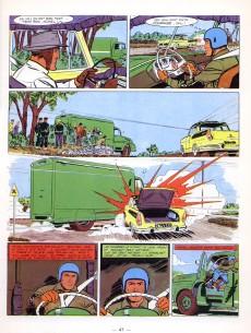 Extrait de Michel Vaillant -7- Les casse-cou