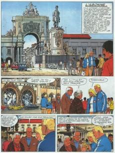 Extrait de Michel Vaillant -45- L'homme de Lisbonne