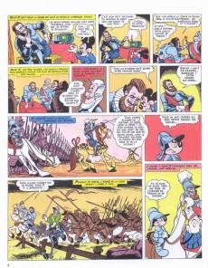 Extrait de Mickey à travers les siècles -8- Mickey rencontre Henri IV