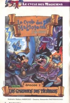 Extrait de Mickey Parade -306- Mickey sorcier suprême