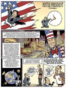 Extrait de Mister President -3- Time Machine