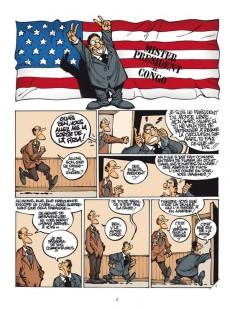 Extrait de Mister President -5- Pour une poignée d'électeurs