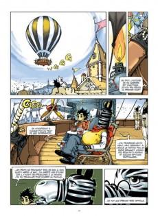 Extrait de Un moNde idéal -4- Les contes du villageois - Cycle 1 - Le phare