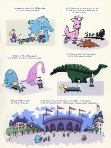 Extrait de Monstrueux -4- Monstrueux Dinosaure