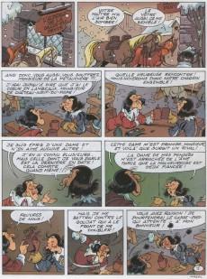 Extrait de Les mousquetaires -52- La nuit des gargouilles