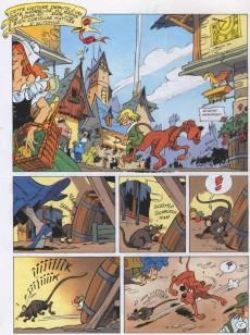 Extrait de Les mousquetaires -74- Le fou du Roy