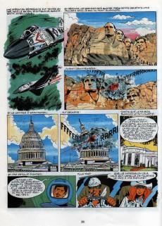 Extrait de Mr Magellan (série actuelle) -5- Hold-up au Vatican