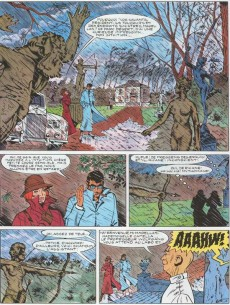 Extrait de Mr Magellan (série actuelle) -7- L'île des colosses