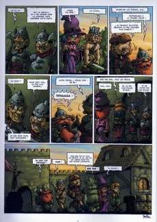 Extrait de Le donjon de Naheulbeuk -4TL- Deuxième saison - Partie 2