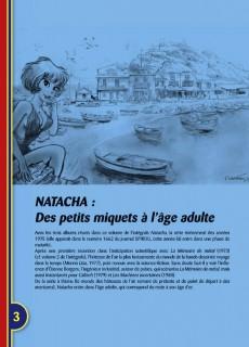 Extrait de Natacha (Intégrale) -3- Voyages à travers le temps