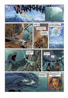 Extrait de Les naufragés d'Ythaq -1CC- Terra Incognita
