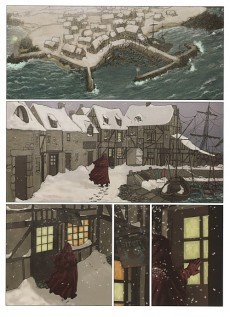 Extrait de Nelson Lobster (Les aventures extraordinaires de) -1- L'île des Lestrygons