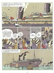 Extrait de Nicéphore Vaucanson -3- Le Mystère Van Hopper