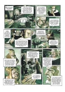 Extrait de Nicolas Eymerich, Inquisiteur -4- Le corps et le sang (2/2)