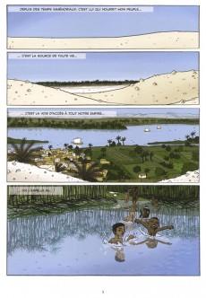 Extrait de Nil -1- Les barbares