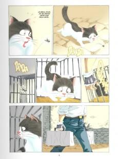 Extrait de Niumao -1- Gare au chat chinois !