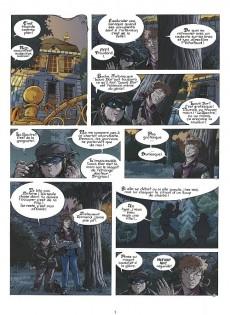 Extrait de L'ombre de l'échafaud -1- L'affaire Brignou