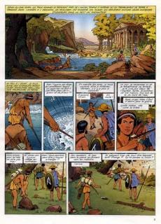 Extrait de Orion (Martin) -1- Le lac sacré