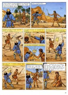 Extrait de Orion (Martin) -3- Le pharaon