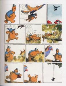 Extrait de L'ours et le petit Garçon -2- La nuit des chevaliers