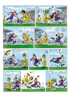 Extrait de Les foot furieux -10- Tome 10