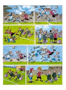 Extrait de Les foot furieux -8- Tome 8