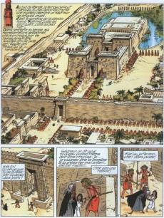 Extrait de Papyrus -22- La prisonnière de Sekhmet