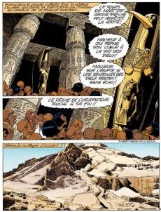 Extrait de Papyrus -30- L'oracle