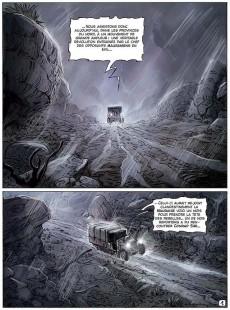 Extrait de Paradise -2- Le désert des Molgraves