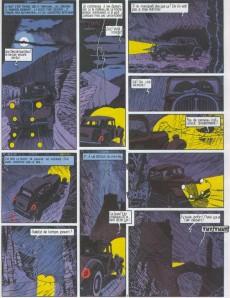 Extrait de Patrick Maudick (Une aventure de) -2- Les méandres du temps