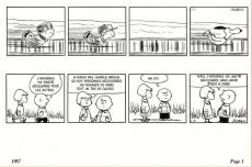 Extrait de Snoopy & Les Peanuts (Intégrale Dargaud) -4- 1957 - 1958