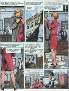 Extrait de Peggy Press -3- L'étrangleur de Wyngates