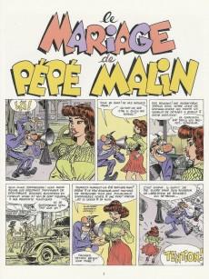 Extrait de Pépé Malin -5- Le mariage de Pépé Malin