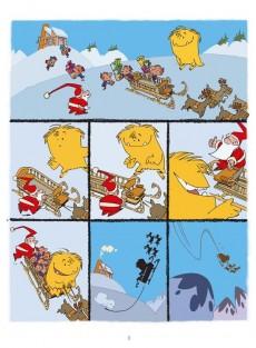 Extrait de Le petit monde de Père Noël -2- Une nuit au grand magasin