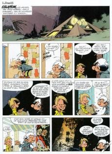 Extrait de Les petits hommes -35- Duels