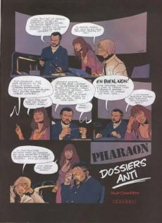 Extrait de Pharaon -5- Dossiers Anti