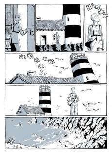 Extrait de Le phare