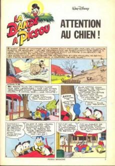 Extrait de Picsou Magazine -223- Picsou Magazine N°223