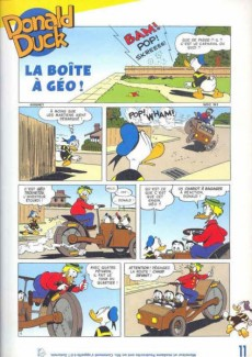 Extrait de Picsou Magazine -405- Picsou Magazine N°405