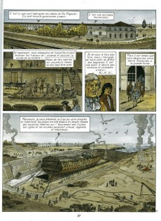 Extrait de Les pionniers du Nouveau Monde -11- Le piège de la Rochelle