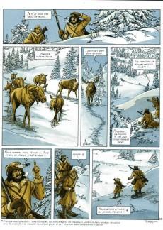 Extrait de Les pionniers du Nouveau Monde -12- Le murmure des grands arbres