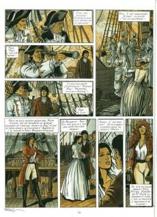 Extrait de Les pionniers du Nouveau Monde -13- Les chemins croches