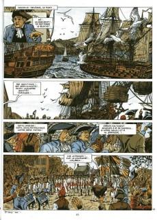 Extrait de Les pionniers du Nouveau Monde -14- Bayou Chaouïs