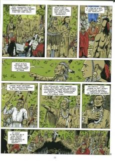 Extrait de Les pionniers du Nouveau Monde -15- Le Choix de Crimbel