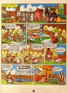 Extrait de Astérix -5- Le tour de Gaule