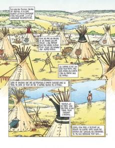 Extrait de Popotka le petit Sioux -7- Le garçon étranger