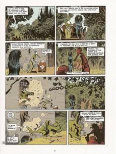 Extrait de Donjon Potron-Minet --84- Après la pluie